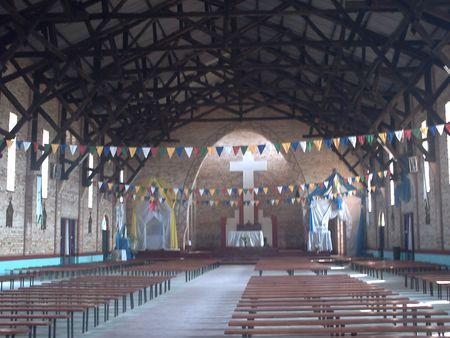 7 charpente église