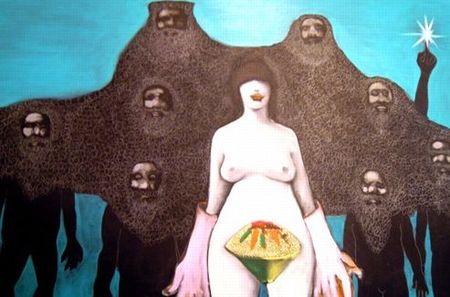Tnunisie femme nue