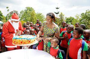 Kigali Christmas