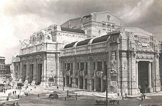 Gare milan