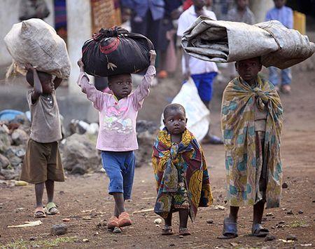 Rutshuru refugies 2