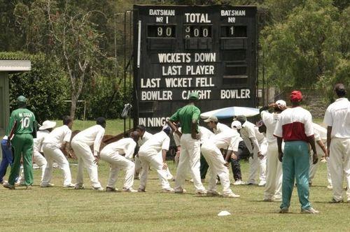 Nairobi cricket