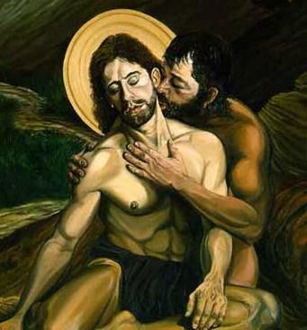 Jesus gay 2