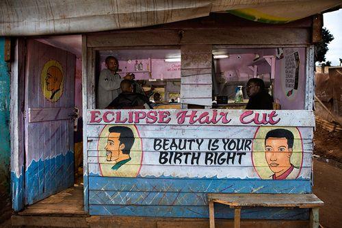 Nairobi beauty shop