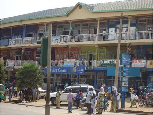 Nyabugogo 2 mall