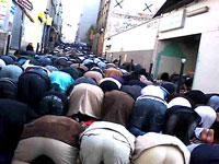 Islam culs-en-l'air