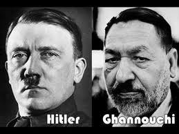 Ghannouchi-hitler
