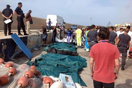 Lampedusa-italie-naufrage-migrants
