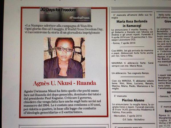 Agnes nkusi