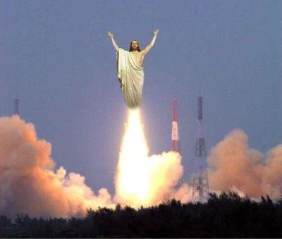 Jesus rocket