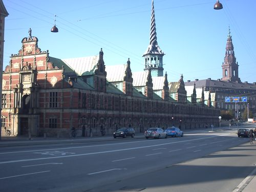 Copenhague bourse (2)