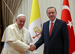 Pape - erdogan